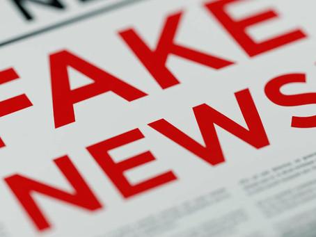 Notícias Falsas – Fake News e alguns dos seus atores, por Oswaldo Mendes
