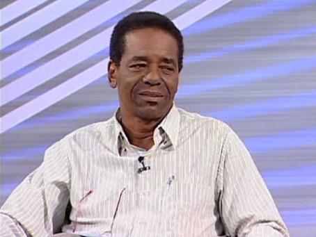 Negritude chora a perda do mestre. Morre o professor Andrelino Campos