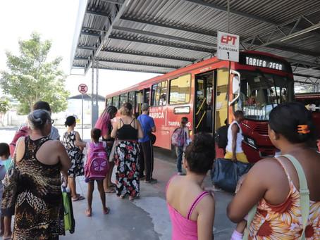 Maricá: 'Vermelhinhos' operam em esquema especial no Carnaval