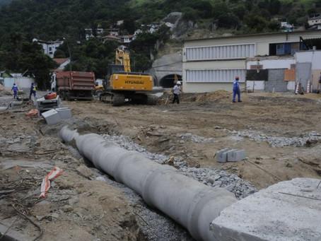 Plano de saneamento de Niterói segue para aprovação dos vereadores