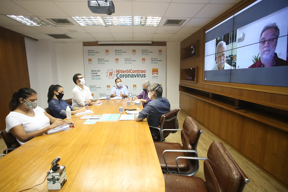 Anúncio feito em live nas redes sociais/Foto: Divulgação