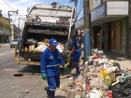 Passou da hora de SG organizar racionalmente seu lixo