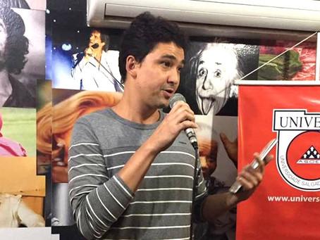 Mário Lima Jr. lança livro que reúne artigos sobre governo Mulim