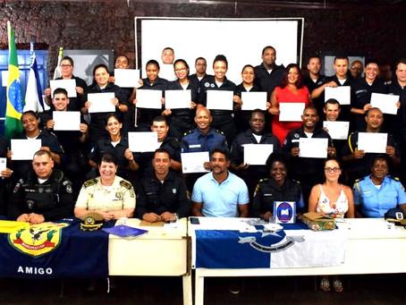 Guarda de SG 'exporta' conhecimento para outras cidades