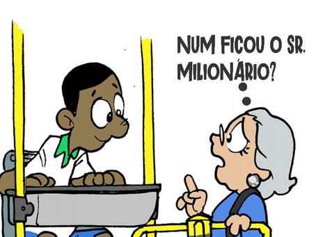 O Novo Milionário, por Sammis Reachers