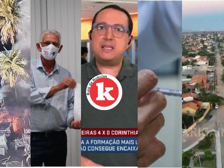 Polícia expulsa 400 famílias de terreno da Petrobras