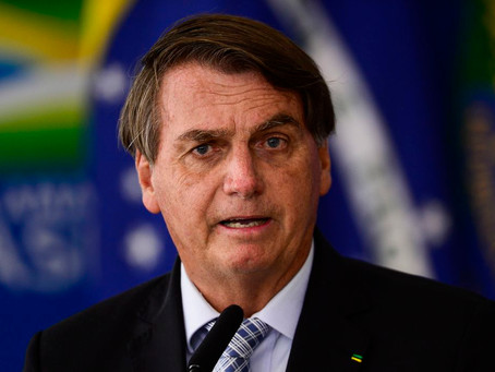 Mais da metade dos brasileiros acredita que Bolsonaro é corrupto