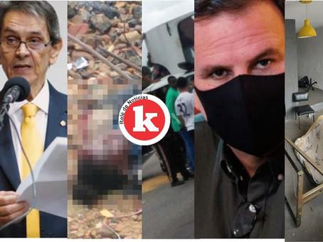 Travesti encontrada morta no Centro de Niterói