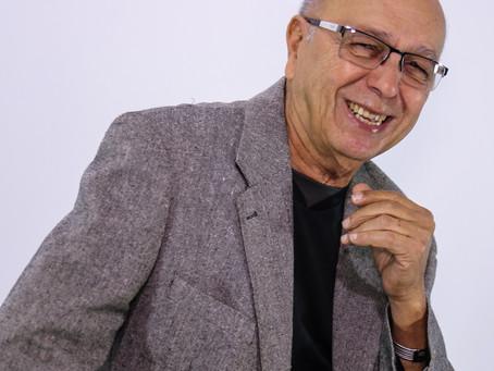 J. Sobrinho lança livro na Casa das Artes no dia 30 de novembro