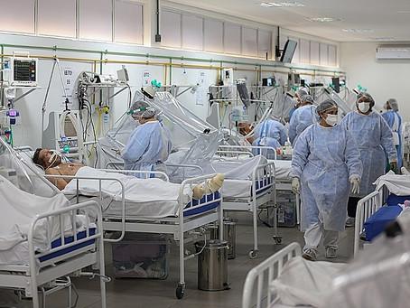 Covid-19: Hospitais de Niterói e SG pressionados com aumento de casos
