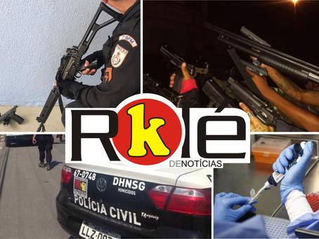 Três mortes em ações diferentes da PM; Bandidos juram vingança no Salgueiro e mais