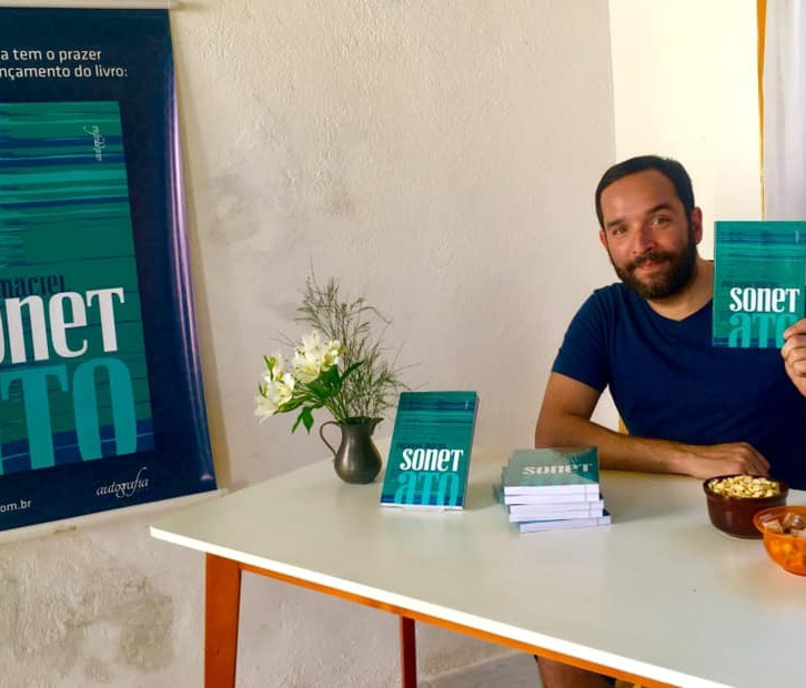 Eduardo Maciel, destaque na Flip, falou com o Daki