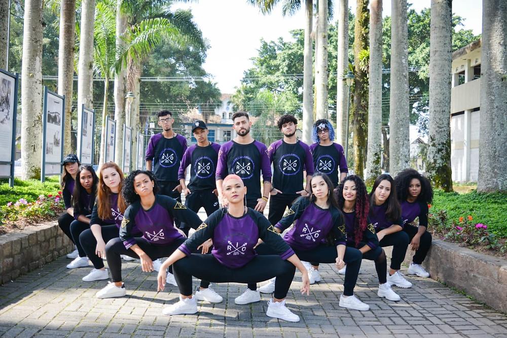 Integrantes da R.I.O Cia de Dança/Foto: Divulgação