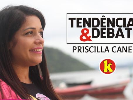 Priscilla Canedo: 'Representarei a força da mulher gonçalense'