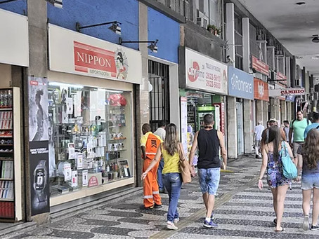 Niterói reabre parques e lojas de rua