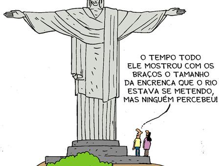 O Rio de Janeiro continua lindo! Por Paulinho Freitas