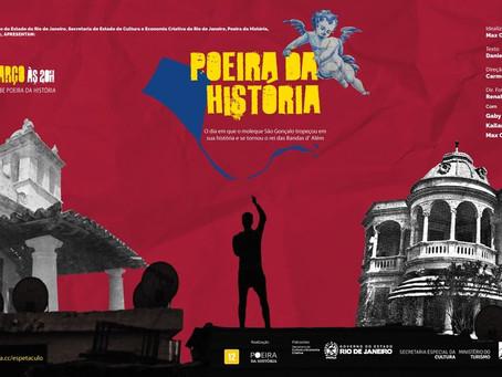 Peça de Teatro conta história de São Gonçalo como você nunca viu