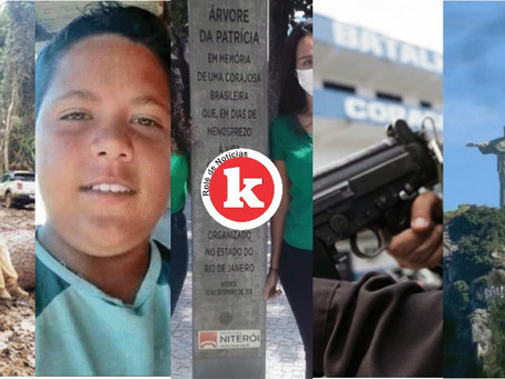 Assassino confunde adolescente de 13 anos com rival e o mata com dez tiros