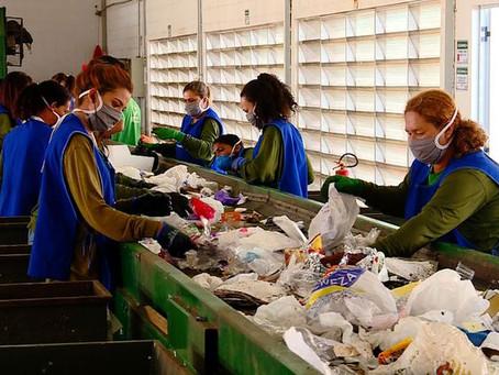 Estado terá programa de incentivo à reciclagem e a catadores