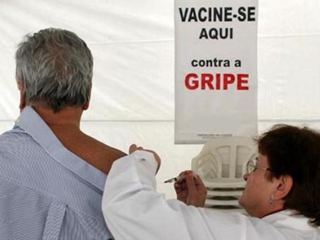 Sindspef promove Dia D de vacinação contra a gripe nesta sexta