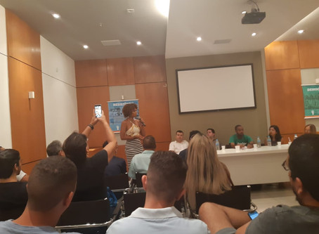 Fórum encara dura realidade econômica de São Gonçalo