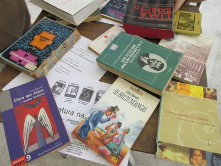 Evento debate produção literária de Lima Barreto em Niterói