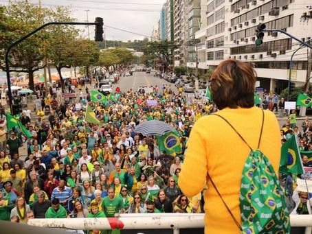 Icaraí: apoio a Bolsonaro derrete