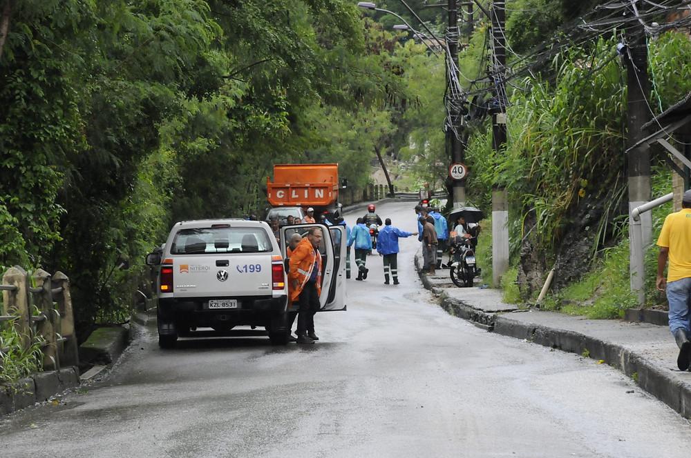 Trecho da comunidade do Viradouro/Foto: Divulgação Internet