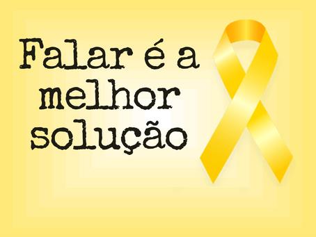 Niterói promove 'Setembro Amarelo' de prevenção ao suicídio