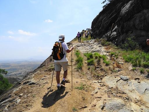 Alto do Gaia, na Serra de Itaitindiba, receberá parte dos recursos/Foto: Reprodução Internet