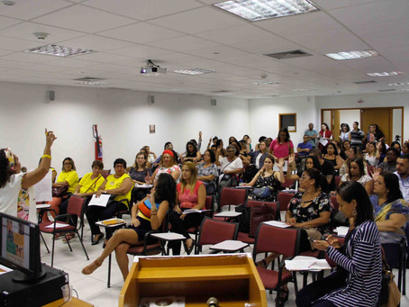 SMDS discute garantia de direitos em encontro da Rede Rio Criança