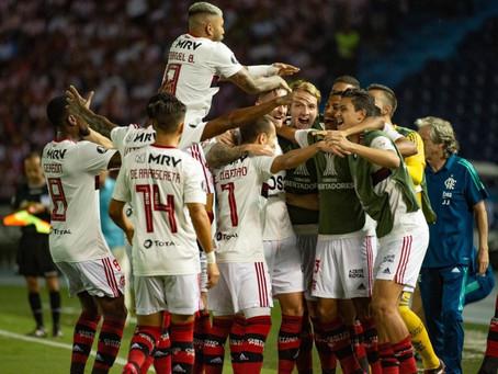 Fla estreia com vitória na Libertadores, por Victor Machado