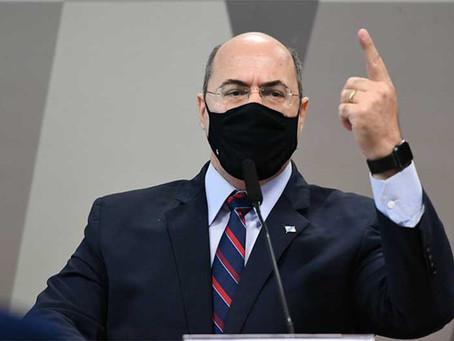 Witzel diz poder provar ação de milícia no Hospital de Bonsucesso