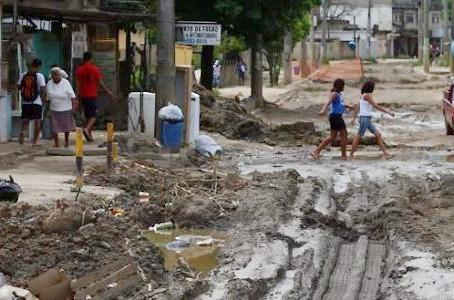 A pobreza se tornou ilegal em São Gonçalo, Por Mário Lima Jr.