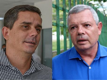 Horta e Grael debatem aplicação de royalties em Maricá e Niterói