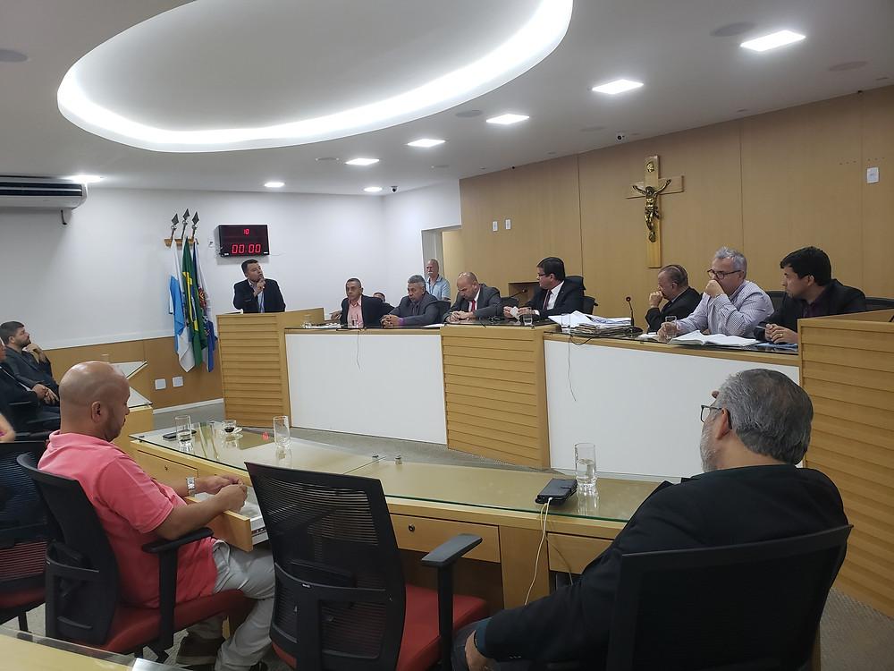 19 vereadores aprovaram a proposta do Executivo/Foto: Divulgação