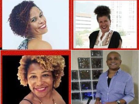 Sarau no Sintonia Fina homenageia mulheres, por Regina Alves