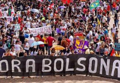 O Fora Bolsonaro é uma questão civilizatória