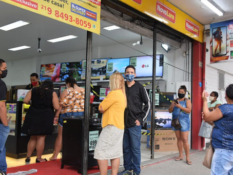 Maricá mantém empresas e empregos de pé durante a pandemia