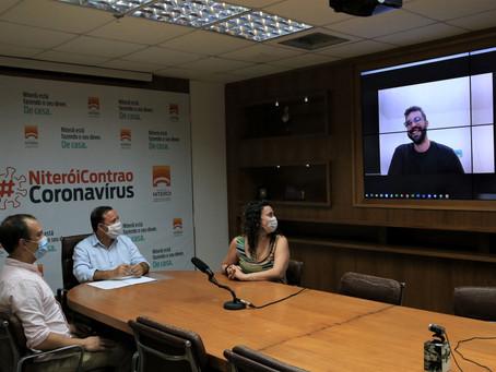 Niterói será primeira cidade do Rio a testar vacina contra o novo coronavírus