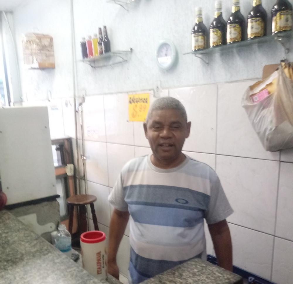 Serginho/Foto: Paulinho Freitas