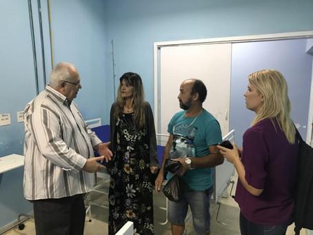 Cremerj desinterdita Hospital Luiz Palmier