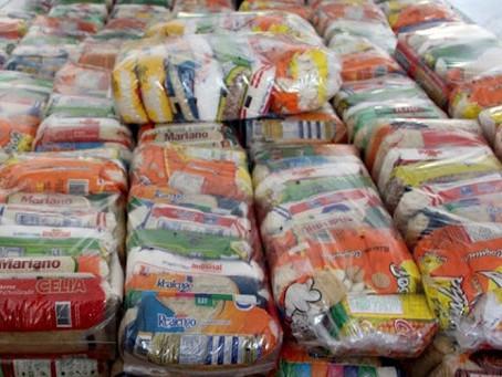 Niterói: Famílias em vulnerabilidade social receberão cestas básicas
