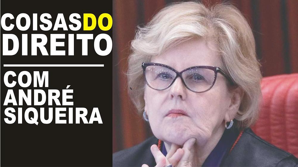 Weber disse não dizendo sim HC de Lula