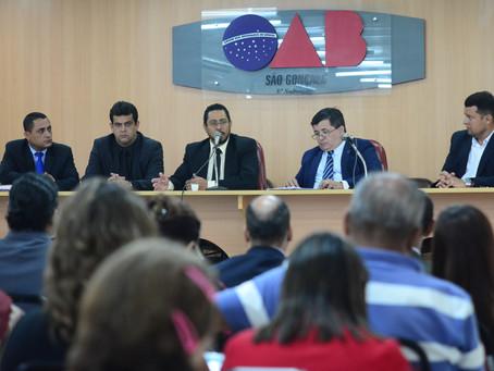 OAB/SG promoverá ação pública contra a Ampla