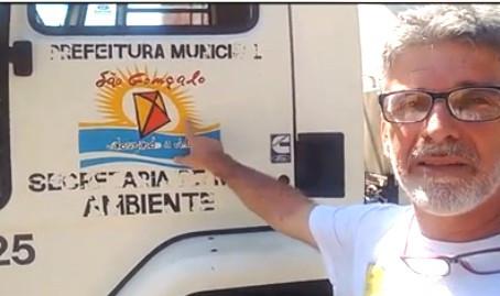 'Baixou' o espírito de Joaquim Lavoura no vice-prefeito