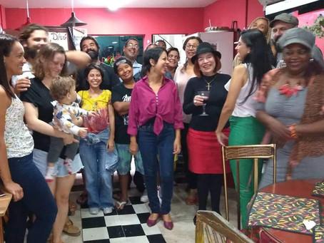 Escritores Vivos reúne artistas de ponta no Bistrô D'avó