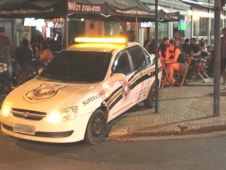 Burguesia tranquila: bares de Icaraí contratam segurança privada