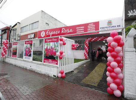 Nova sede do Espaço Rosa é inaugurada no Zé Garoto