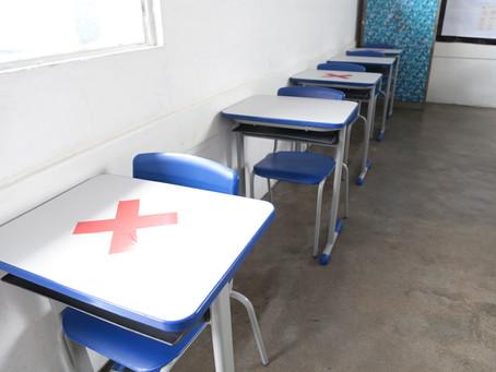 Escolas de São Gonçalo passam a receber alunos nesta segunda (8)